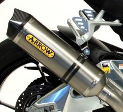 Arrow Racetech Road Titanium Silencer APRILIA RSV4 2009-15