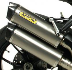 Arrow Racetech Titanium Carbon Cans DUCATI Streetfighter 848/1098 2009-14