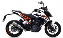 Arrow Thunder Silencer KTM Duke 125 - 2017-19
