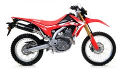 Arrow Thunder  Silencer (Steel or Carbon Cap) HONDA CRF250L 2017