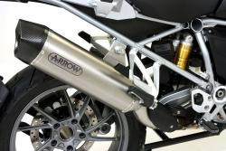 Arrow  Maxi-Race Silencer -  BMW R1200GS 2013-18