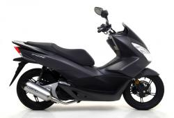 Arrow Urban Full Exhaust System - HONDA PCX150 2012-17