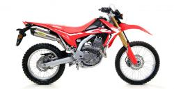 Arrow X-Kone NICHROM Silencer - HONDA CRF250L 2017