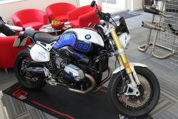 BMW R NINE T 8 Ball 2018
