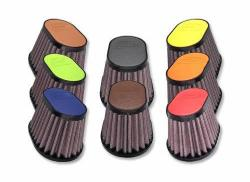 DNA LEATHER TOP - OVAL AIR FILTER