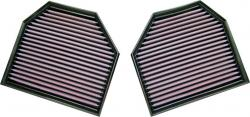 DNA Performance Air Filters (PAIR) - BMW Cars  M3 / M4 / M5 / M6 2011-16