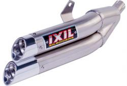IXIL Dual Hyperlow Slip on Silencer -  Suzuki GSX-S1000 2015-19
