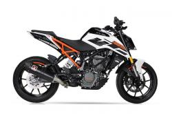 IXIL Hexoval Xtrem Black Silencer -  KTM Duke 390 2017-18