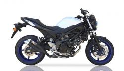 IXIL Hyperlow XL Black Silencer  - Suzuki SV650 2016-18