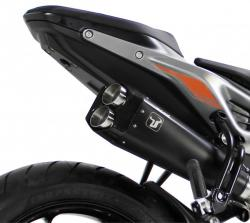 IXIL IXRACE M9 Black Silencer - KTM Duke 790 2018-19