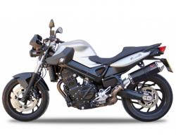 IXIL IXRACE Pure Black BMW F800GS / Adventure 2009-16