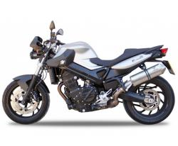 IXIL IXRACE Pure Inox BMW F800GS / Adventure 2009-16