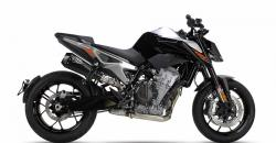 IXIL RC1 HEXACONE XTREM BLACK SILENCER - KTM Duke 890 R 2020