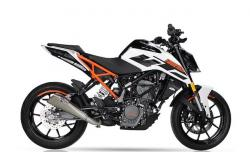 IXIL Slashed Cone Xtrem Silencer -  KTM Duke 390 2017-18