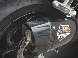 IXIL Xtrem Anniversary Silencer HYOSUNG RT 125 D KARION 2008-10