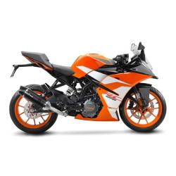 Leovince LV One Evo Carbon Silencer KTM RC 390 2017