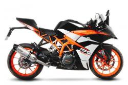 Leovince LV One Evo Silencer KTM RC 390 2017-18