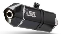 Mivv Speed Edge Black Silencer - BMW R NINE T 2014-18