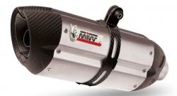 Mivv Suono High Silencer - BMW R NINE T 2014-19