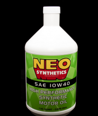 NEO 10W-40 Engine Oil