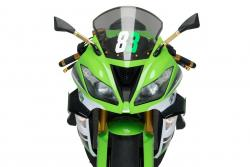 PUIG Downforce Side Spoilers Kawasaki ZX-6R 2009-16