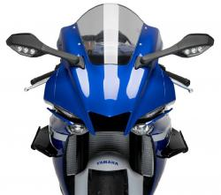 PUIG Downforce Side Spoilers Yamaha YZF-R1 (R1M) 2020