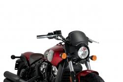 PUIG Frontal Plate -  Indian Scout Bobber 2018-19