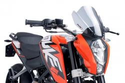 PUIG Racing Screen KTM Duke 390 2013-16