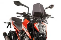 PUIG New Generation Sport Screen KTM Duke 125 2017-18