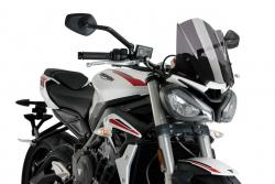 PUIG New Generation Sport Screen Triumph Street Triple S 2020-21