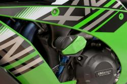 PUIG R12 Crash Bungs Kawasaki ZX-10R  2011-18