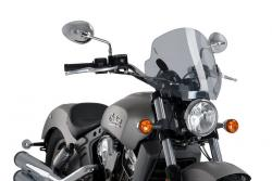 PUIG Stream Universal Screen - Indian Scout (Bobber) 2015-18