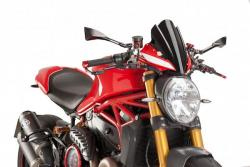 PUIG Touring Screen Ducati Monster 1200 R / S 2016-17