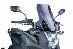 PUIG Touring Screen - Honda NC700X 2012-13 / NC750X 2014-15
