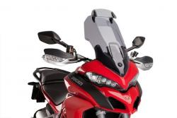 PUIG Touring Screen (with visor) Ducati Multistrada 2015-17