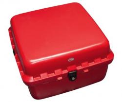 PUIG Universal Top Box - 60L / 90L BIG BOX with Lock and Top Opening Lid