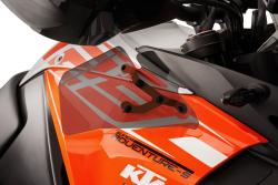 PUIG Upper and Lower Deflectors – KTM 1090 Adventure (R) 2017-18