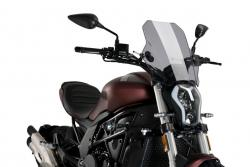PUIG Windshield Bat Screen - Benelli 502C 2019-21