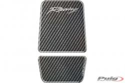 Puig Carbon Look Mini Tank Pads - SPIRIT TANK PADS