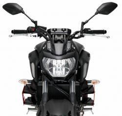 Puig Downforce Naked Spoilers Yamaha MT-07 2018-20