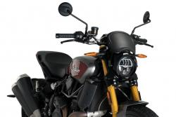Puig Frontal Plate - Indian FTR1200  (S) 2019-20