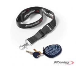 Puig Lanyard with Key Bag