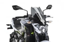 Puig Naked New Generation Touring Screen Kawasaki Z650 - 2017