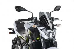 Puig Naked New Generation Sport Screen Kawasaki Z650 - 2017-18