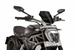 Puig New Generation Sport Screen - DUCATI X DIAVEL  2016-18