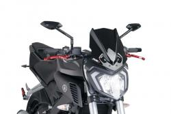 Puig New Generation Sport Screen - YAMAHA MT-125 2015-17