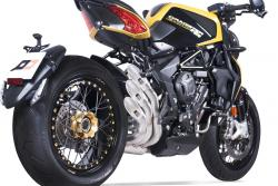 QD Power Gun 3 Silencers MV Agusta Dragster 800 RR 2018-20