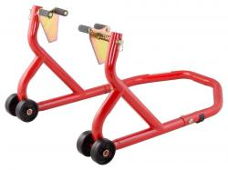 Red Front Paddock Stand