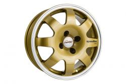 Speedline Wheel SL675 6.5 x 15 Gold