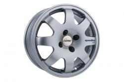 Speedline Wheel SL675 6.5 x 15 Silver